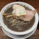 中華そば まるたけで【こいにぼ】を食べた!これが空前絶後の濃厚煮干!