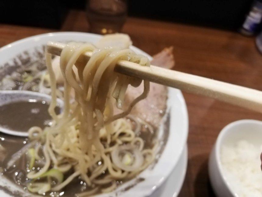 こいにぼの麺