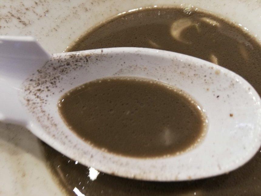 こいにぼのスープ