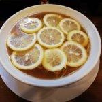 中華そば一休でレモン中華を食す!榴ヶ岡の人気店はセリ中華も美味