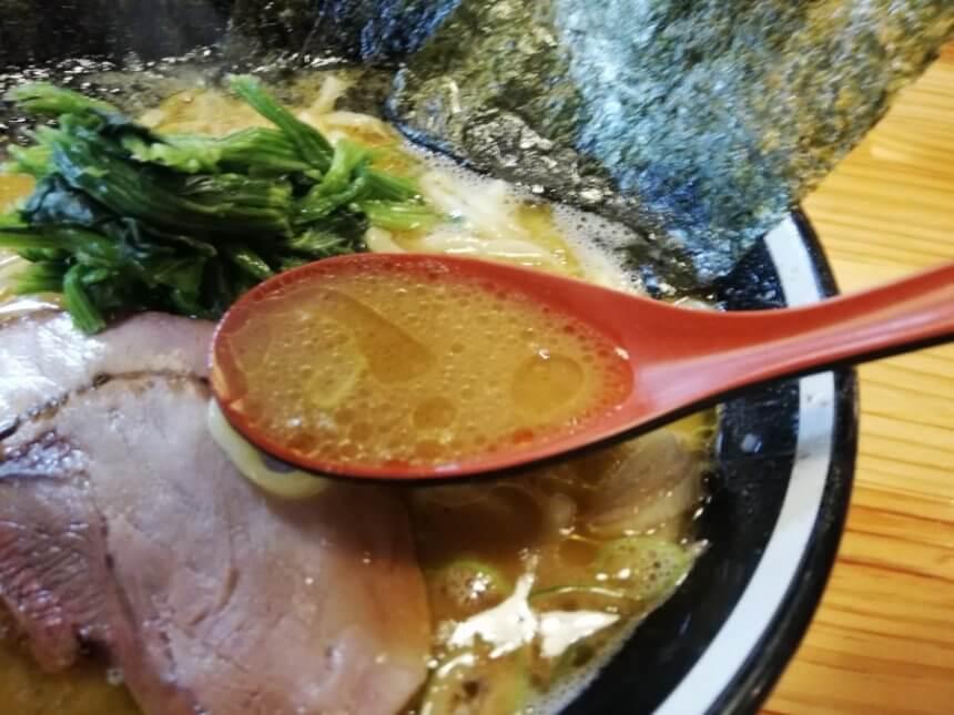 横横家のスープ