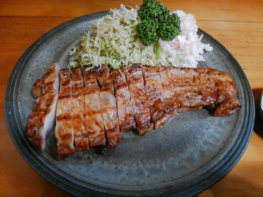 大関の焼肉定食