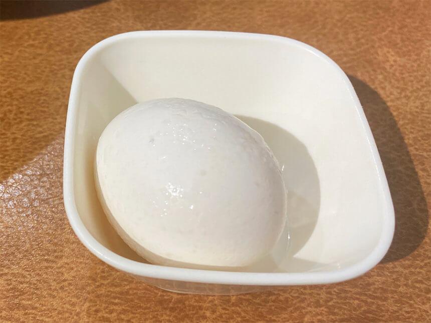 汁なし担々麺用温玉