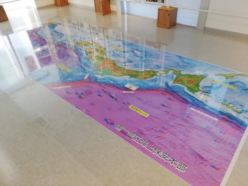 3D海底図面