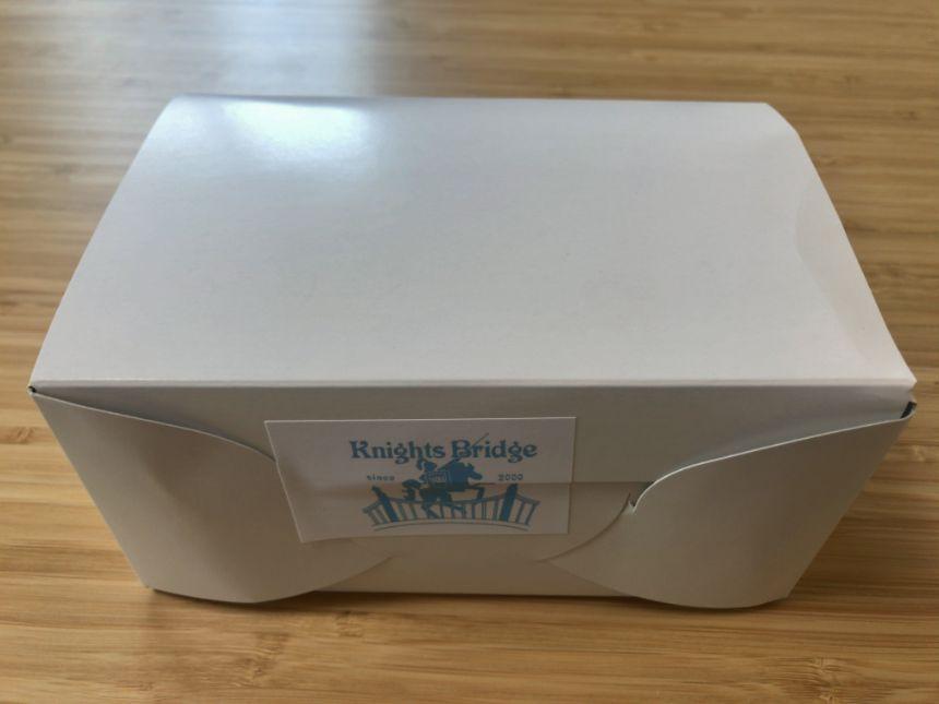 テイクアウト用BOX