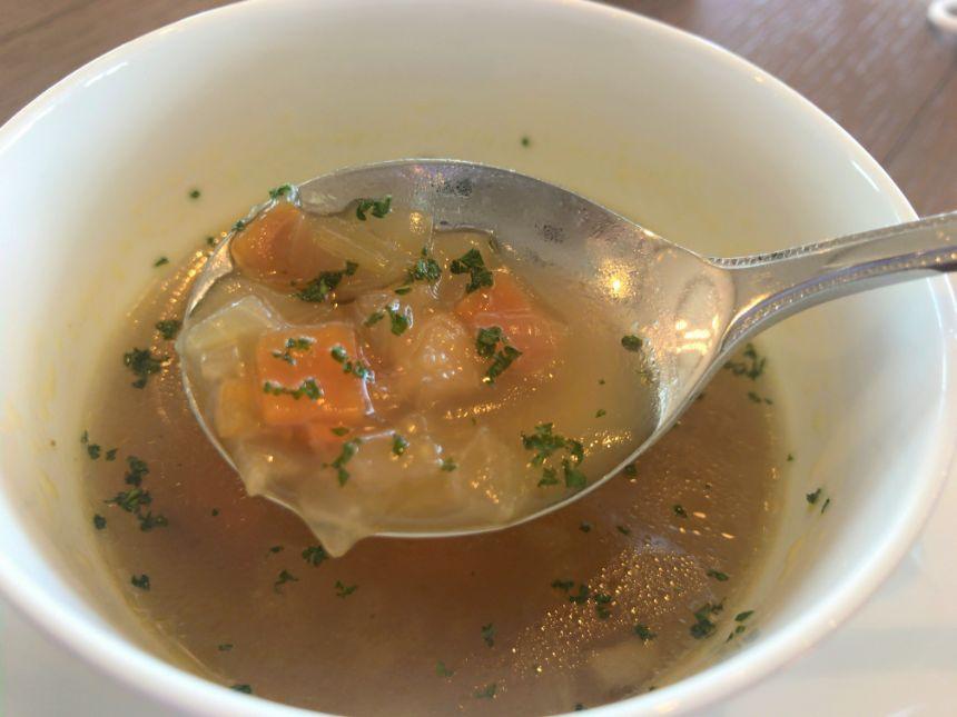 スープの具材