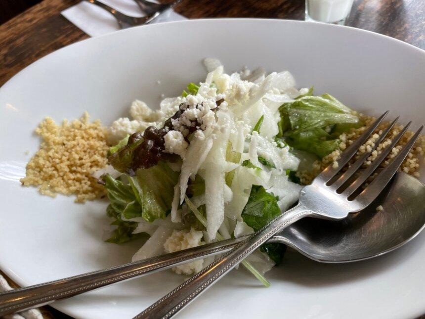 GENJIROのサラダ