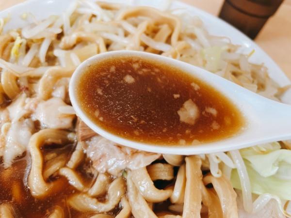 ラーメンジャパンのスープ