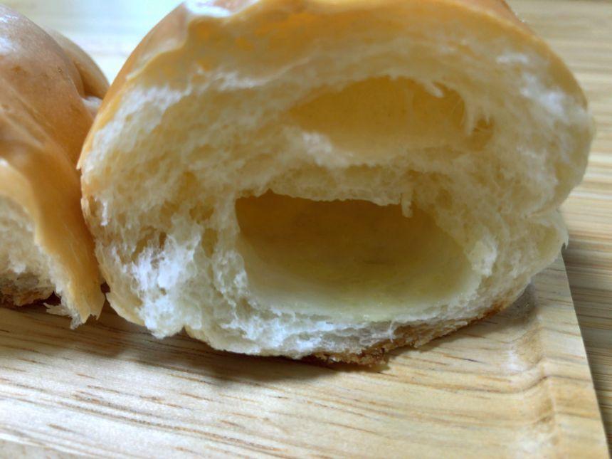 塩パン断面図
