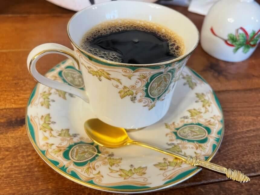 ヴィクトリアンコーヒー
