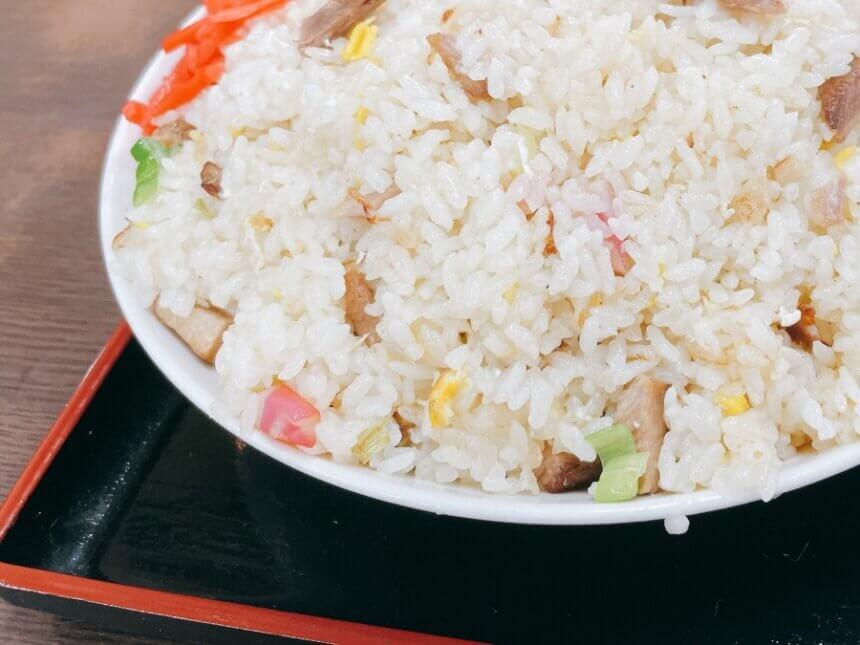 爆盛りの米