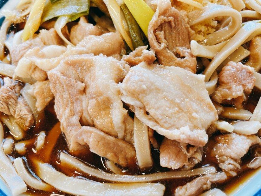 四元豚のバラ肉